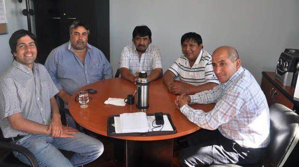 Sindicatos petroleros van al paro con la solidaridad del Gobierno provincial