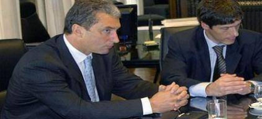 José Scioli también cuestionó duro a la 'dupla' opositora del PJ Disidente