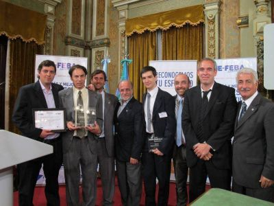 """Tres marplatenses distinguidos con el premio """"Joven Empresario Bonaerense"""""""
