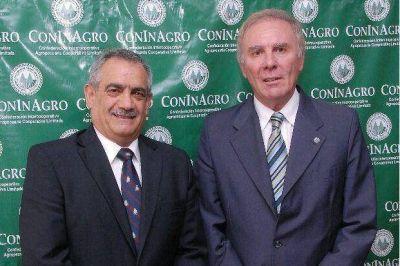 Carlos Iannizzotto fue elegido vicepresidente de Coninagro