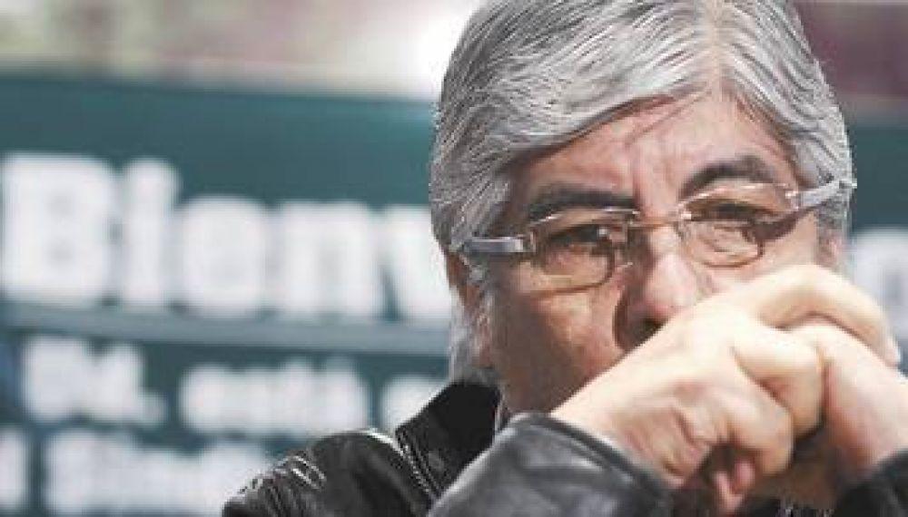 El Gobierno recibe hoy a la CGT de Caló, que presiona por cambios en Ganancias