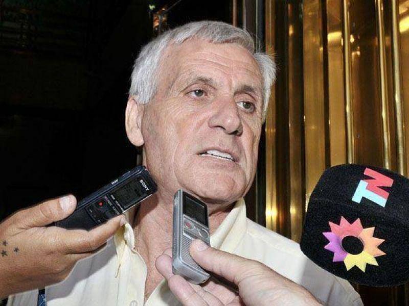 La CGT de Caló concurre a Casa Rosada para avanzar con sus reclamos