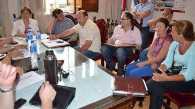 Urribarri pidió ayuda a Alicia Kirchner por el temporal en Entre Ríos
