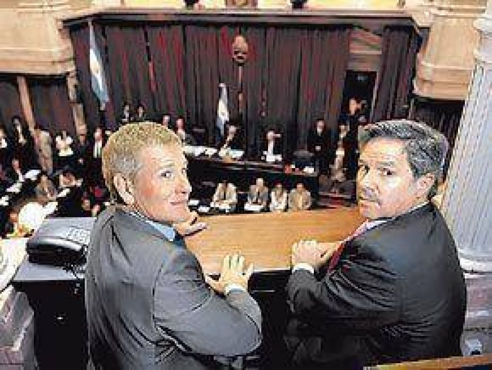 De Narváez y Solá ya buscan cerrar filas junto a Reutemann