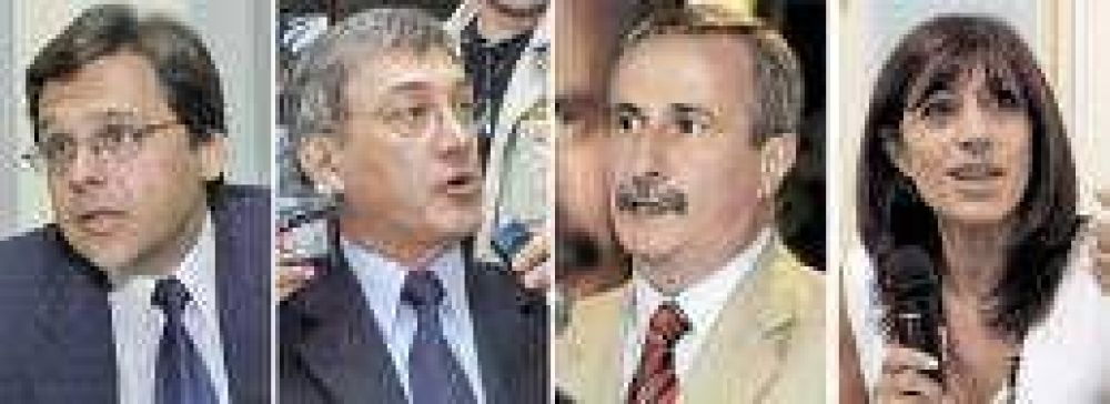 Se definen los nombres para la elección de concejales de Rosario