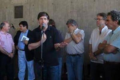 "Abal Medina admite ""un error"", pero no pide disculpas"