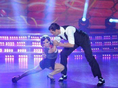 Hernán Piquín y Noelia Pompa son finalistas del Bailando 2012