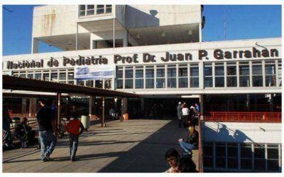 Finalmente, trasladaron a Santino al hospital Garrahan de Buenos Aires