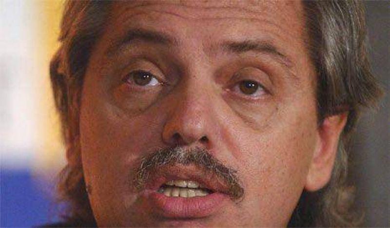 Alberto F. negó una candidatura K en Capital