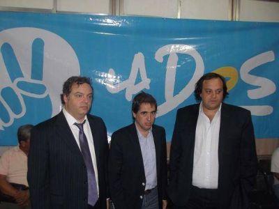Fin de año de La DOS Vicente López con Ferré, Lorenzino y Cosentino