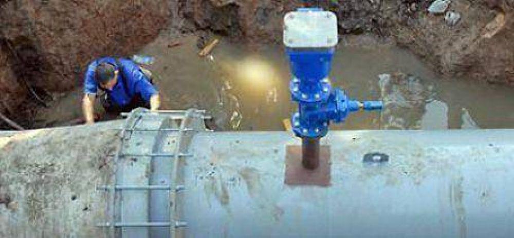 Mientras se construyen los acueductos: El agua para nuestra región podría llegar desde Córdoba