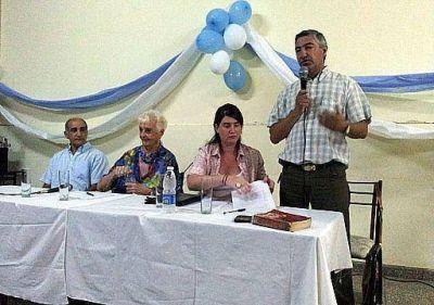 Excelente cierre de año para las nuevas autoridades locales del Comité de la UCR