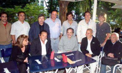 Ricardo Alfonsín, entre el apoyo a la marcha de la CGT y el sueño de recuperar un lugar en el 2013