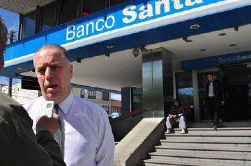 Bancarios insistirán en 2013 con el reclamo de la zona desfavorable
