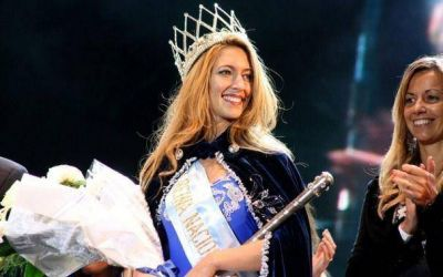 Maia Morgenstern, la nueva Reina Nacional del Mar