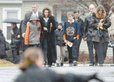 Comenzaron los funerales en Newtown