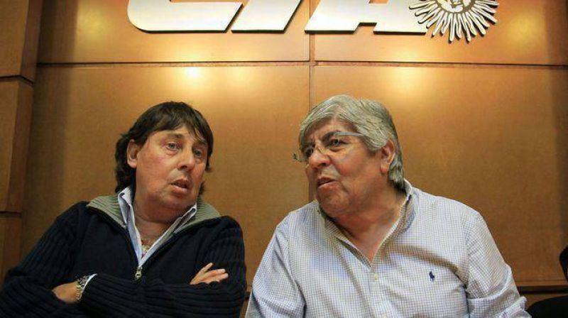 """ATE: """"Teníamos entendido que Hugo Moyano no era bienvenido para Micheli"""""""