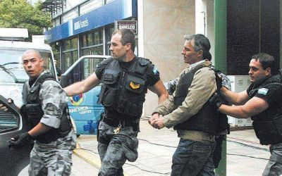 Cuello fue condenado a perpetua por matar con alevos�a a Tom�s