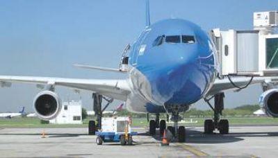 Aerol�neas culmina el a�o con m�s pasajeros
