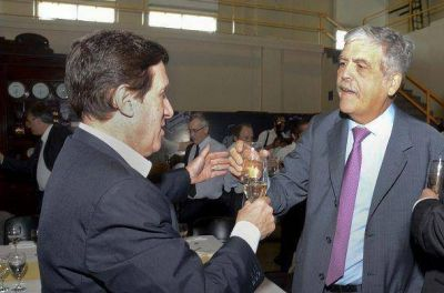 Lanús: Darío Díaz Pérez se reunió con Julio De Vido y Carlos Ben