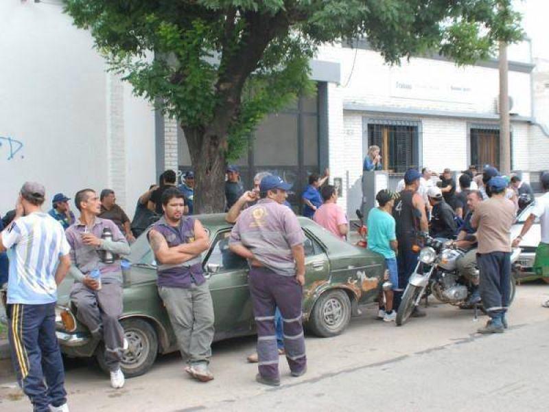 Recolectores reclaman a la Cooperativa la indemnización