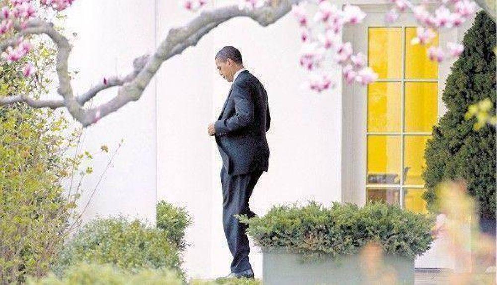En su primer viaje a Europa, Obama enfrenta un mundo más desafiante