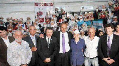 Obras Para el valle: Cristina inauguró GIRSU y doble trocha a Gaiman
