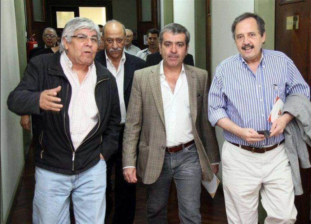 Los trabajadores radicales de San Luis apoyan la marcha de Moyano