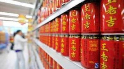Coca-Cola superada en ventas por marca local de té en China