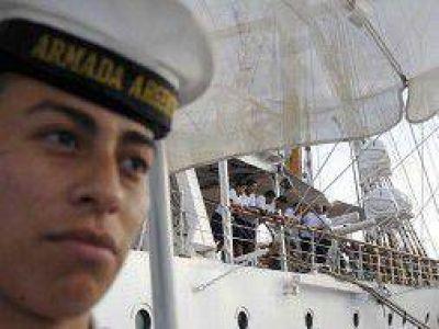 Fragata Libertad: El buque escuela emprende su regreso a la Argentina
