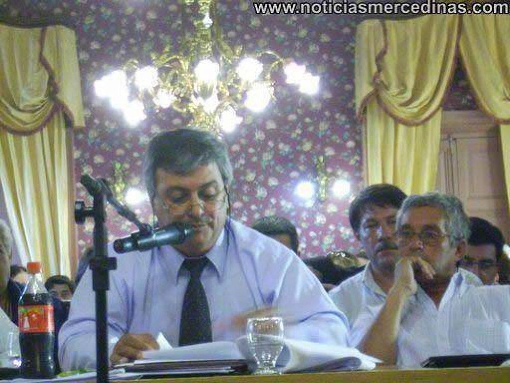 Realizarán la apertura de las sesiones ordinarias con el discurso anual del intendente