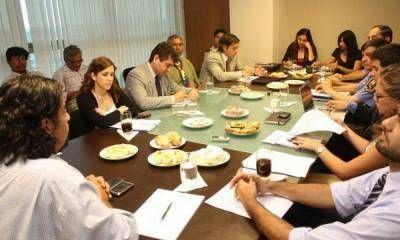 El gobierno provincial volvió a reunirse con el lider qom Félix Diaz