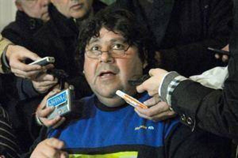 """Segovia: """"Estamos contentos porque no fue vulnerada nuestra lucha"""""""