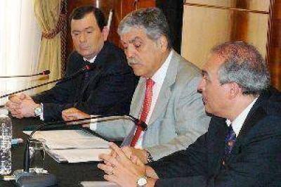 Zamora y De Vido, encabezaron histórico encuentro con más de 150 jefes comunales