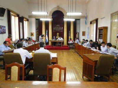 El Concejo Deliberante aprobó el incremento de las tasas