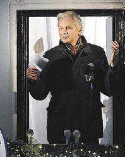 Assange prometió revelaciones