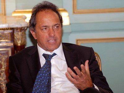 Scioli ordenó máxima rigurosidad contra los saqueos