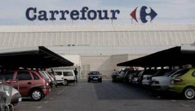 Reportan incidentes en un supermercado de San Fernando