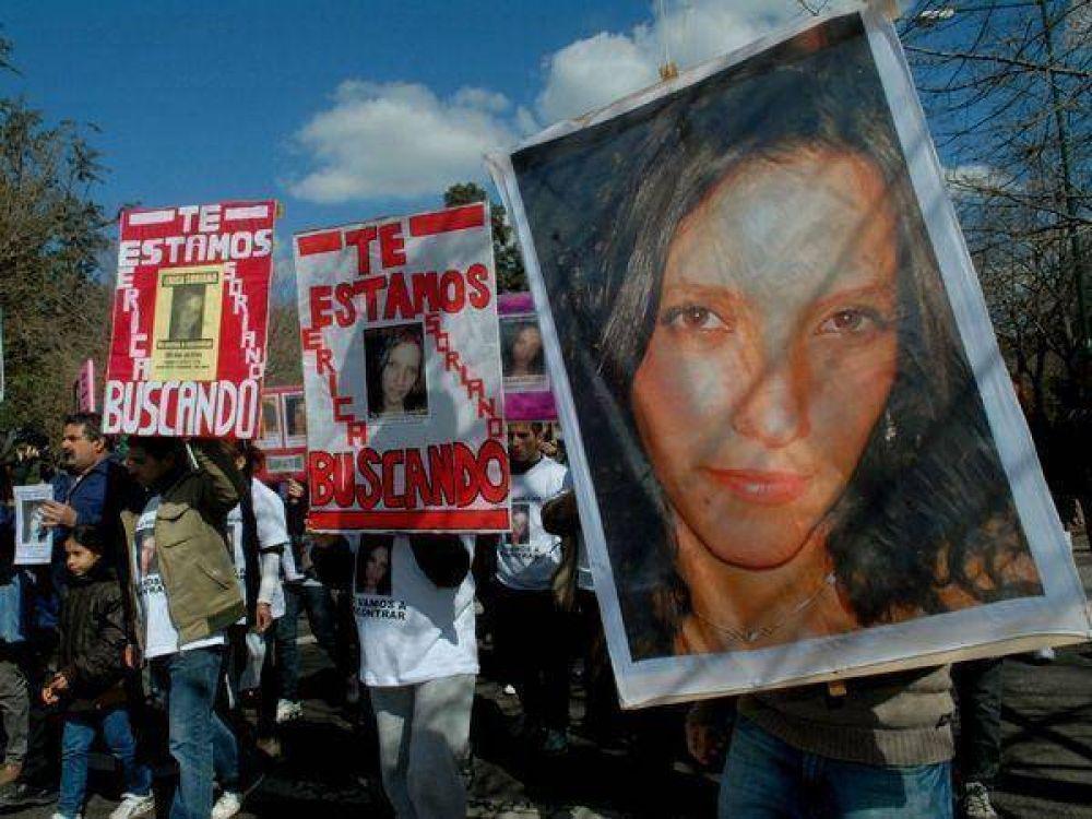 La Justicia resolvió anularle la preventiva a la pareja de Erica Soriano