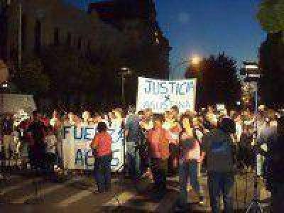 Saladillo: declaró Agustina, la joven atacada