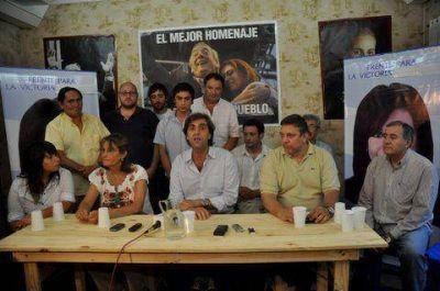 Referentes del justicialismo lujanense repudiaron los hechos de violencia