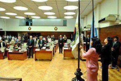 Legislatura de Jujuy: Prestaron acuerdo a funcionarios judiciales