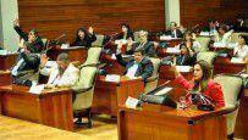 Diputados cerró su año con aprobación de cargos en la justicia y Presupuesto 2013