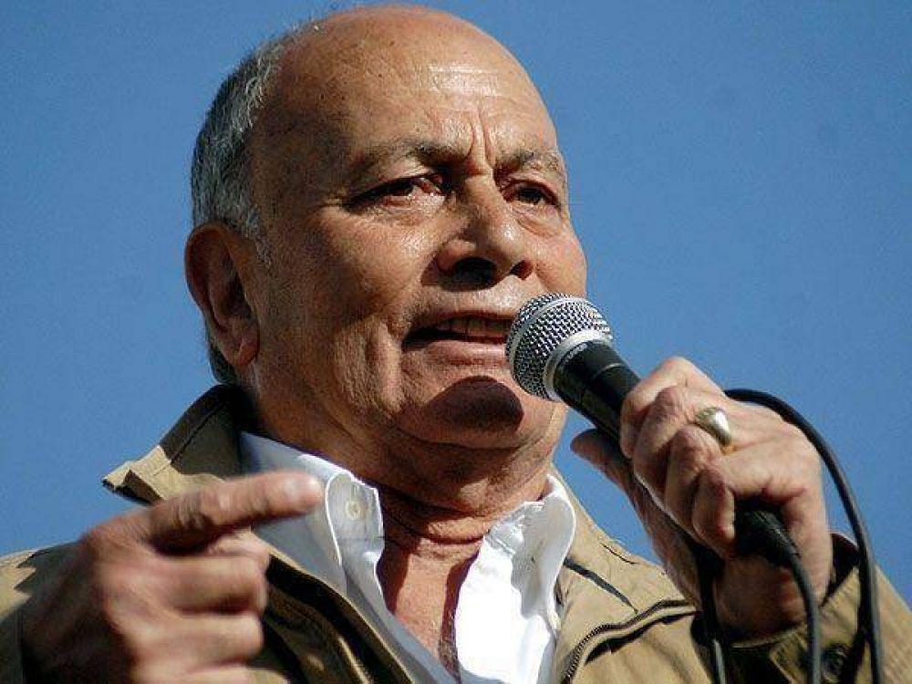 """Para Venegas, la CGT """"se convirtió en la oposición al Gobierno"""""""
