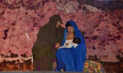 """""""El Pesebre Viviente contribuye a fortalecer nuestras tradiciones"""""""