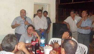Ibarreta: el radicalismo agasajó a dirigentes y simpatizantes