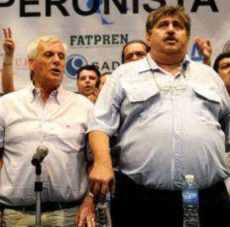 """Pignanelli: """"El Gobierno no le puso tope a los aumentos salariales"""""""