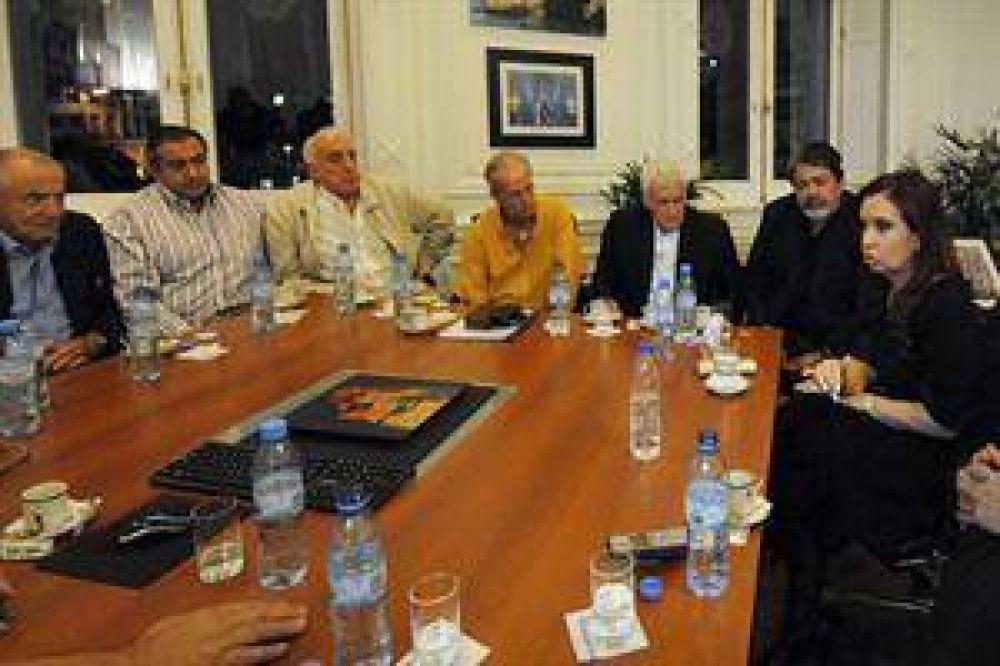 Crece el malestar de los sindicatos oficialistas con la Casa Rosada
