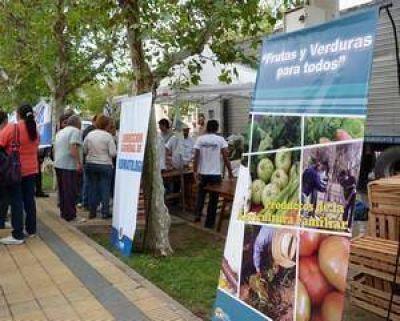 La última Feria de Frutas y Verduras para Todos de 2012