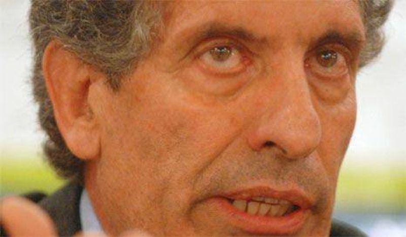 """""""Algunas coaliciones esconden viejas posiciones de la derecha y los `90"""""""